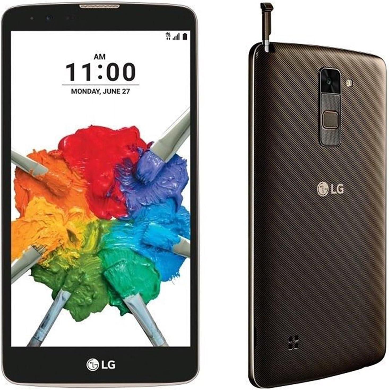 "LG Stylo 2 Plus K550 4G LTE 16GB Stylus & Fingerprint Smartphone 5.7"" GSM Unlocked"