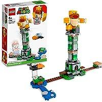 LEGO 71388 Super Mario-Uitbreidingsset: Eindbaasgevecht Op De Sumo Bro-Toren, Collectors-Speelgoed Voor Kinderen