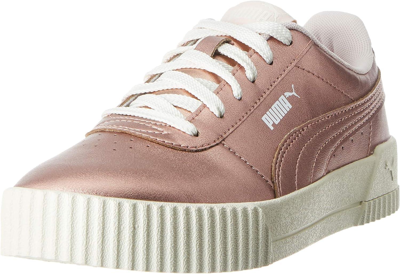 PUMA Damen Carina Metallic Sneaker: : Schuhe