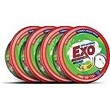 Exo Round Dish Wash Bar - 700 g (Pack of 4)
