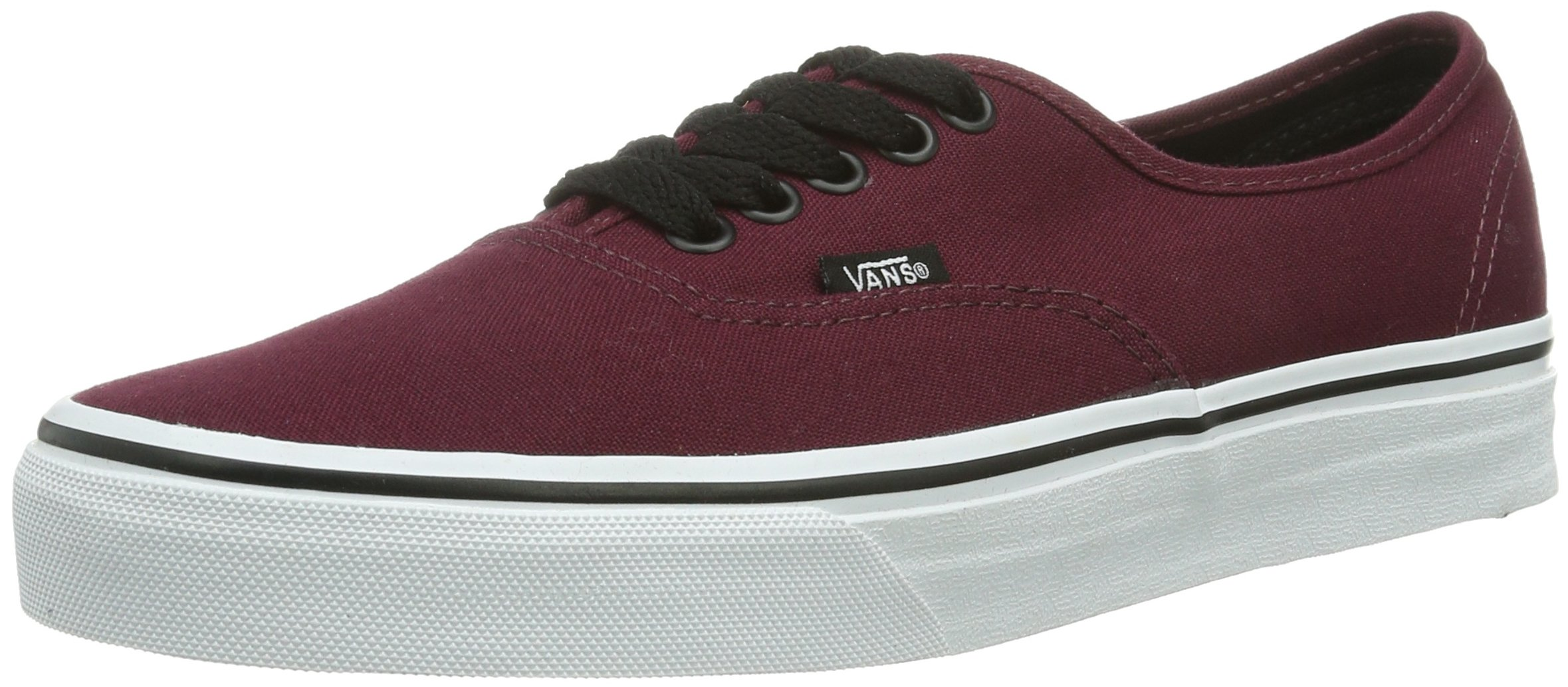 Vans Unisex's AUTHENTIC SKATE SHOES 11 (PORT ROYALE/BLACK)