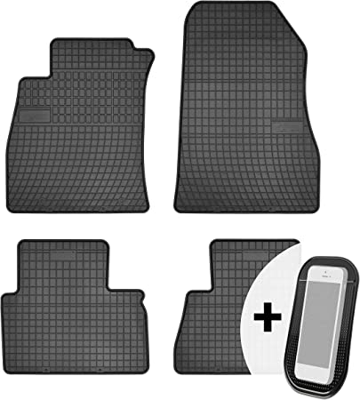 Gummimatten Auto Fußmatten Gummi Automatten Passgenau 4 Teilig Set Passend Für Nissan Juke 2010 2018 Auto