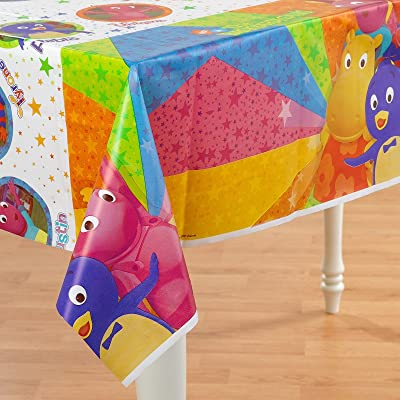 Backyardigans Plastic Tablecover: Toys & Games