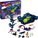 LEGO 1172-Piece The LEGO Movie 2 Rexs Rexplorer! 70835 Building Kit