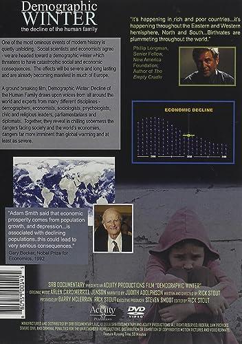 Amazon com: Demographic Winter: Judith Adolphson, Rick Stout