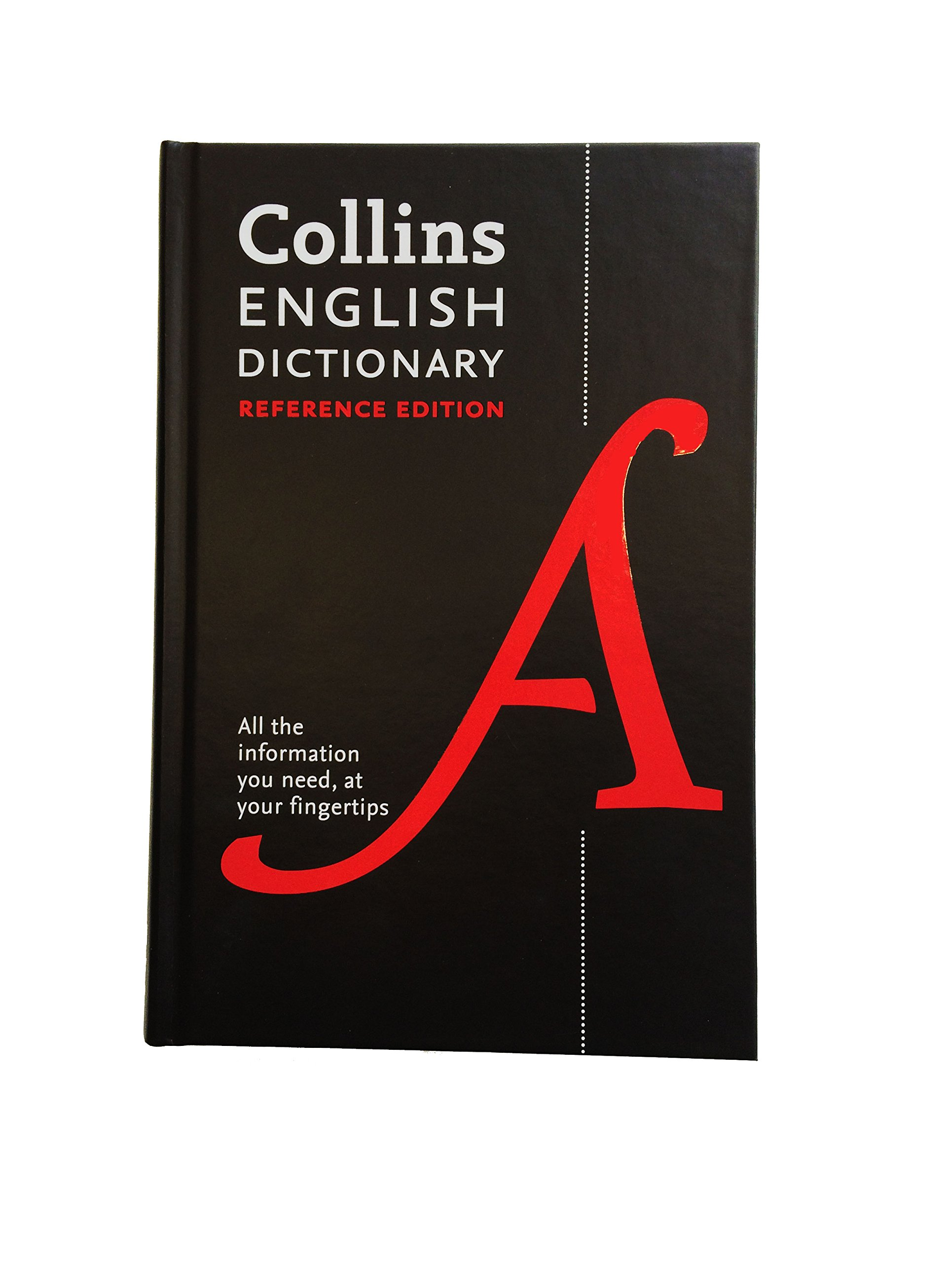 Collins English Dictionary: Reference Edition by HarperCollins UK