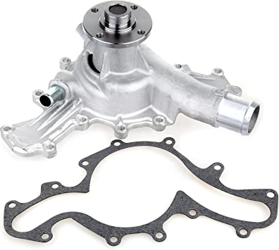 Ford Ranger Explorer Mustang Mazda B4000 4.0L V6 Engine Doogo AW4108 Professional Water Pump with Gasket Compatible with Mercury Mountaineer