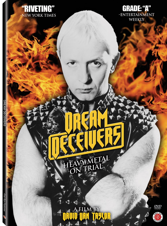 DVD : Judas Priest - Dream Deceivers: Heavy Metal On Trial (Full Frame)