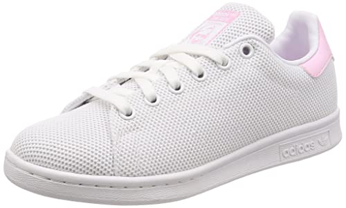 newest ead88 381f3 adidas Stan Smith W, Scarpe da Fitness Donna, Bianco FtwblaRosmar 000,