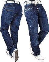 ORIGINAL Cipo & Baxx Herren Jeans Hose Zipper Mens Pants Dope Swag TOP