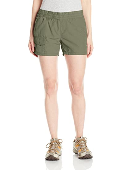 Columbia Women S Silver Ridge Pull On Short Breathable Upf 50 Sun Protection