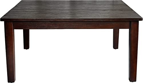 Casual Elements Lodge Square Dining Table