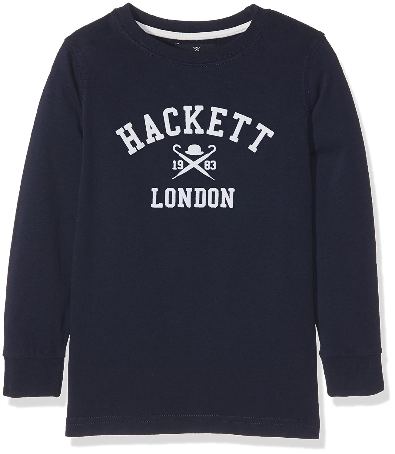 Hackett London Boy's Ls Hkt LDN T-Shirt HK500407