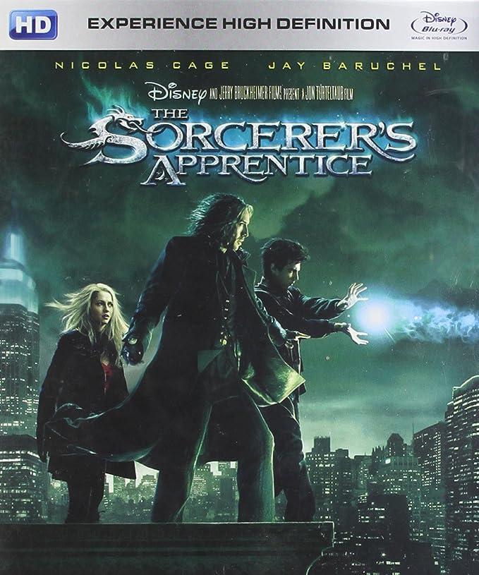 Amazon in: Buy Sorcerer's Apprentice DVD, Blu-ray Online at