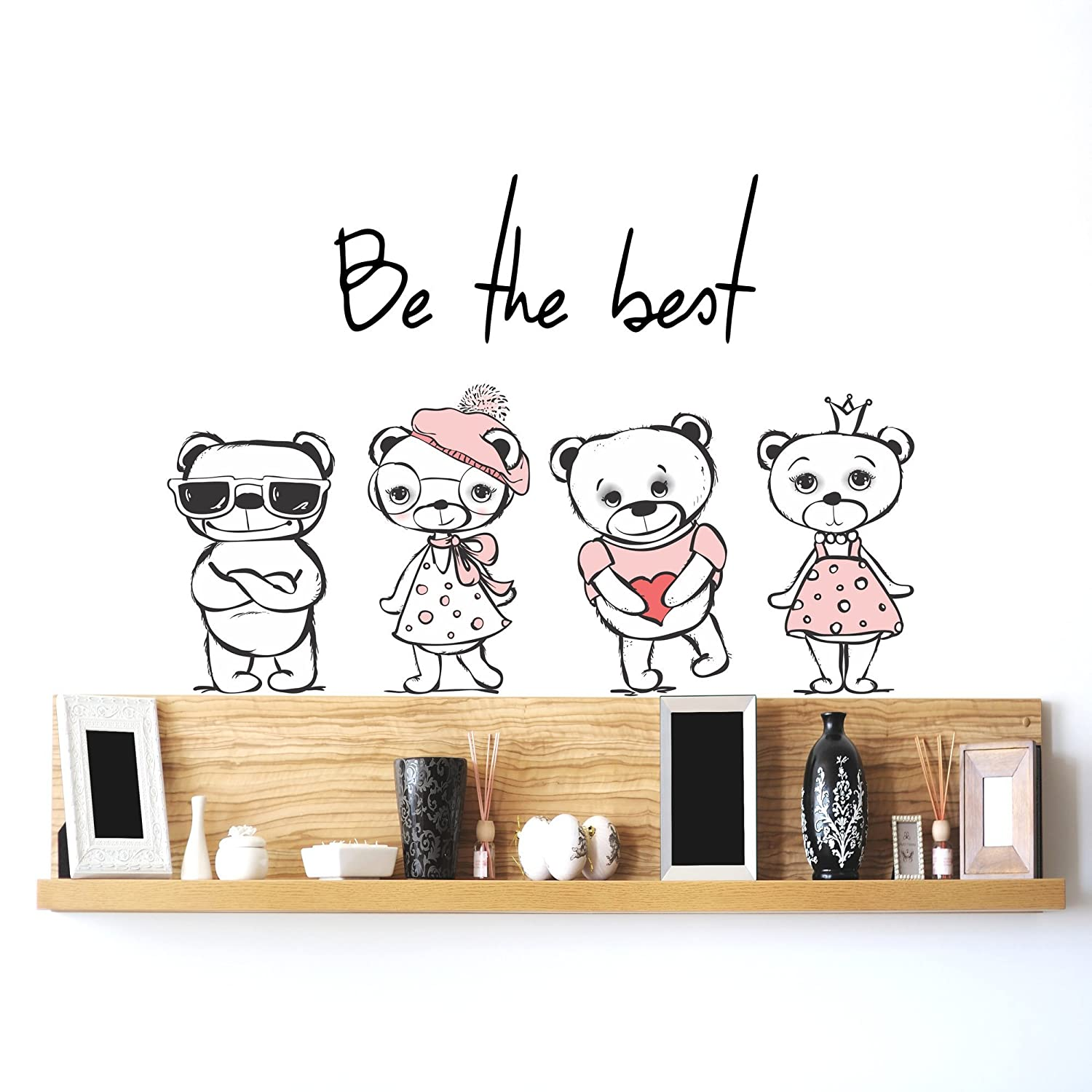 Wall Stickers Upto 90% Off Starting from Rs.51