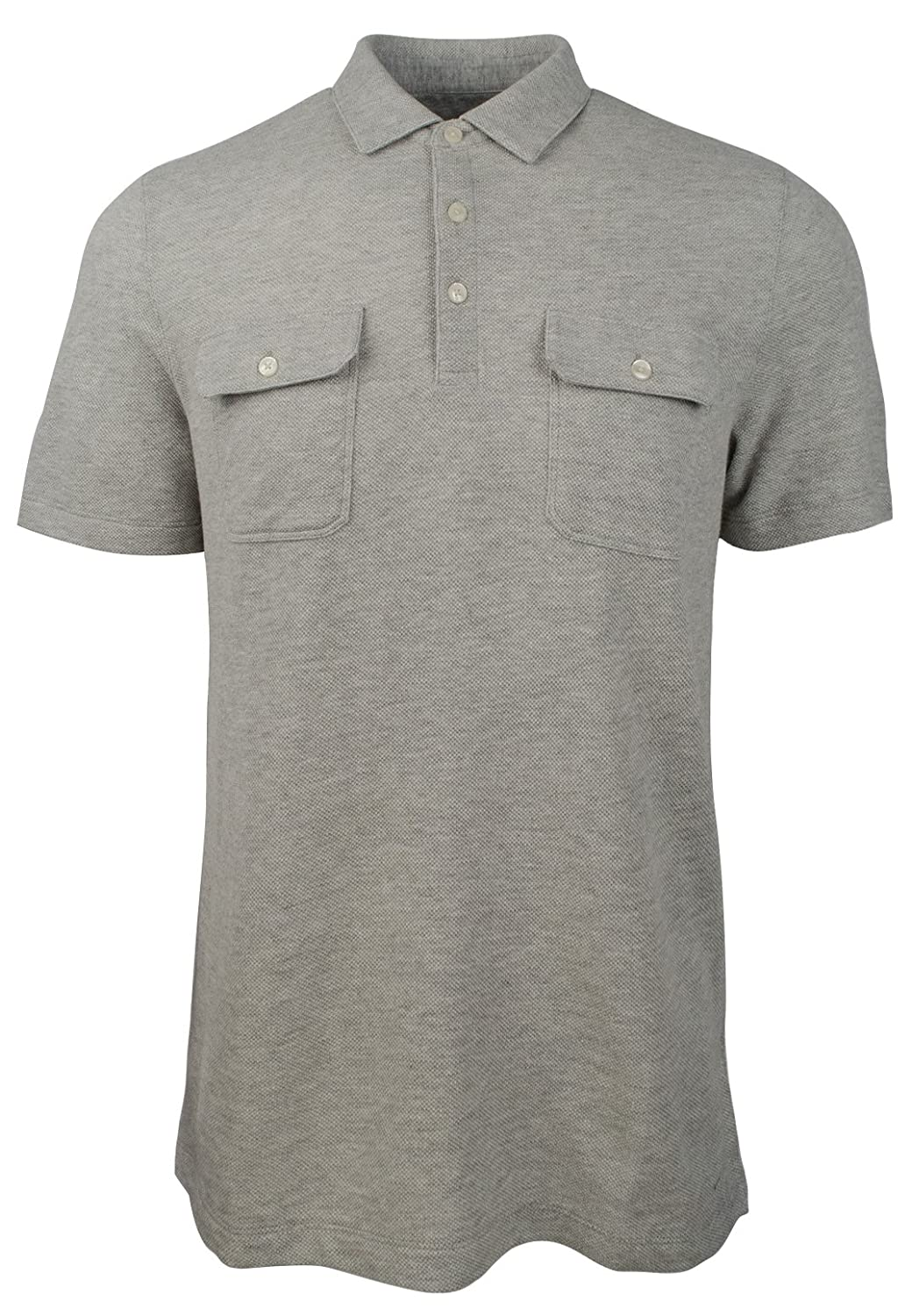 4a559e4c Michael Kors Men's Textured Dual Pocket Polo Shirt at Amazon Men's Clothing  store:
