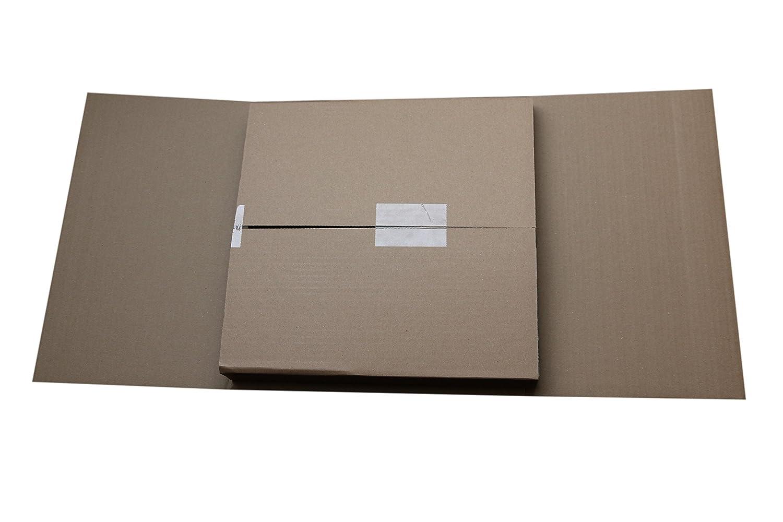 LP 2-wellige Versandkartons für variabel 1-10 St Vinyl Schallplatten 70 St