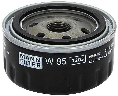 Mann Filter W85 Filtro de Aceite