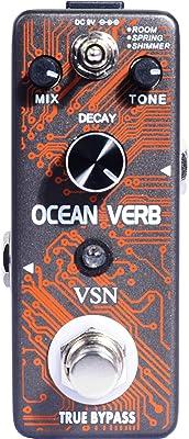 VSN Ocean Verb Reverb Pedal