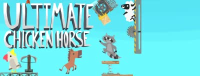 Ultimate Chicken Horse [Online Game Code]