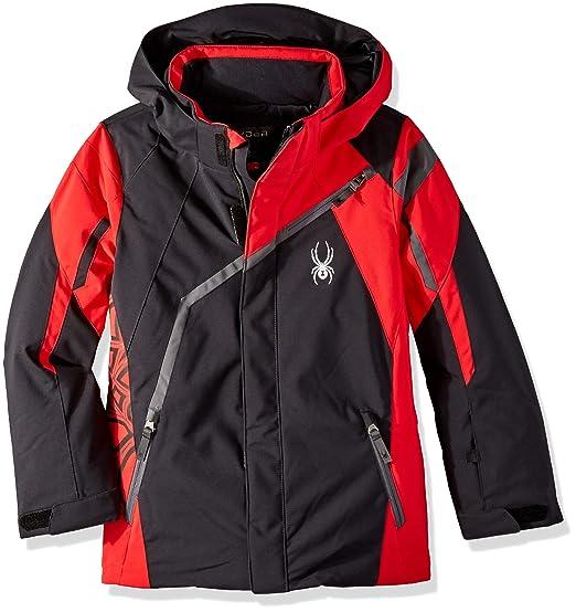 e6b205af0 Spyder Boys' Challenger Ski Jacket