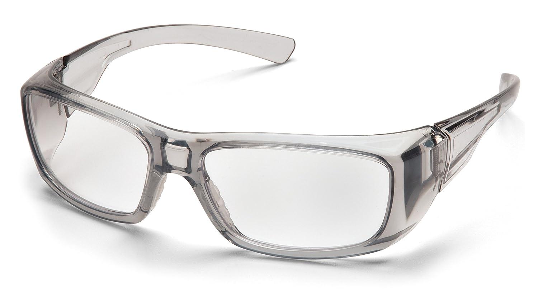 Pyramex Safety SG7910D20 Emerge Grey Frame with Clear +2.0 Lens by Pyramex Safety