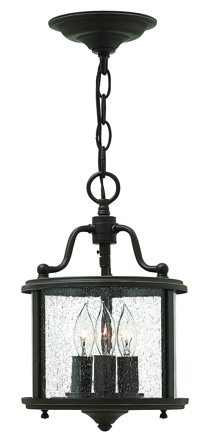 Hinkley 3470OB Traditional Three Light Foyer from Gentry ...