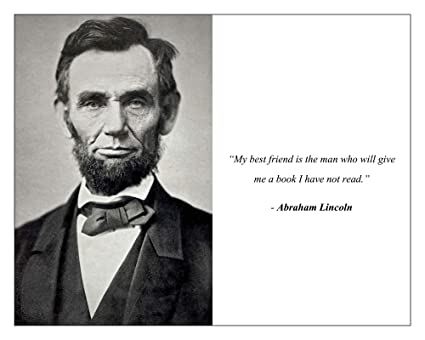 Amazon Com Abraham Lincoln Poster Photo Picture Framed