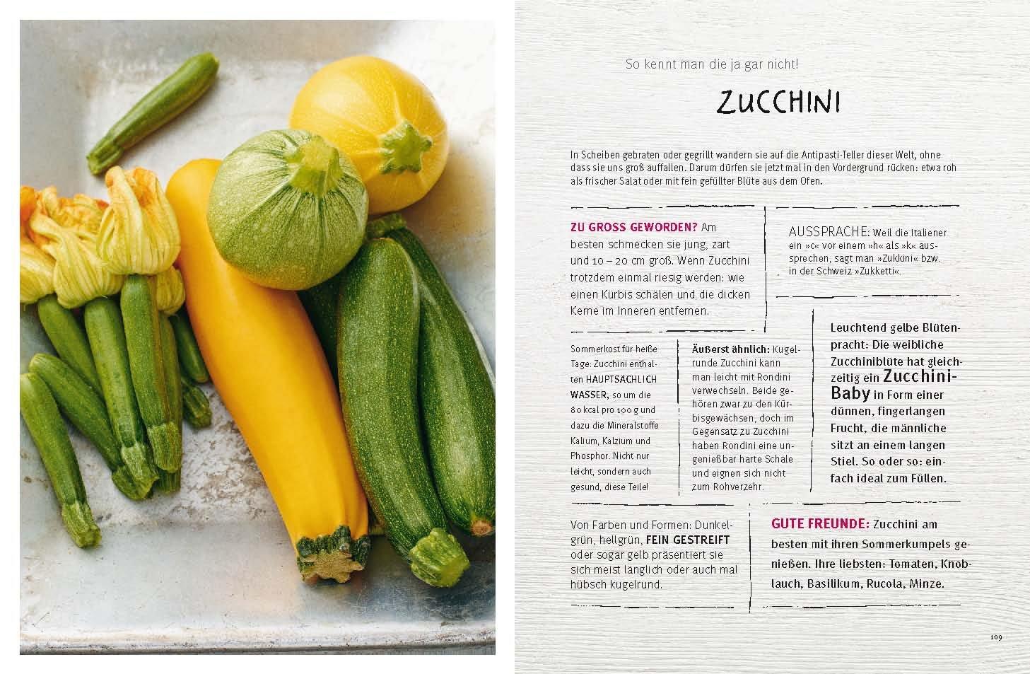 Sommerküche Voller Sonne Und Aroma : Frühling sommer gemüse!: Überraschend neue rezepte für die