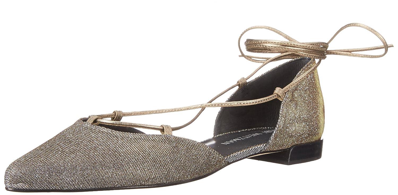 Stuart Weitzman Womens Gilligan Ballet Flat