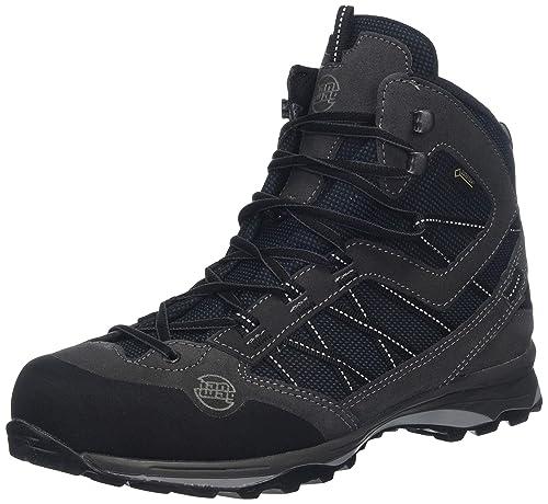 Hanwag Belorado II Mid GTX, Zapatilla de Velcro para Hombre: Amazon.es: Zapatos y complementos