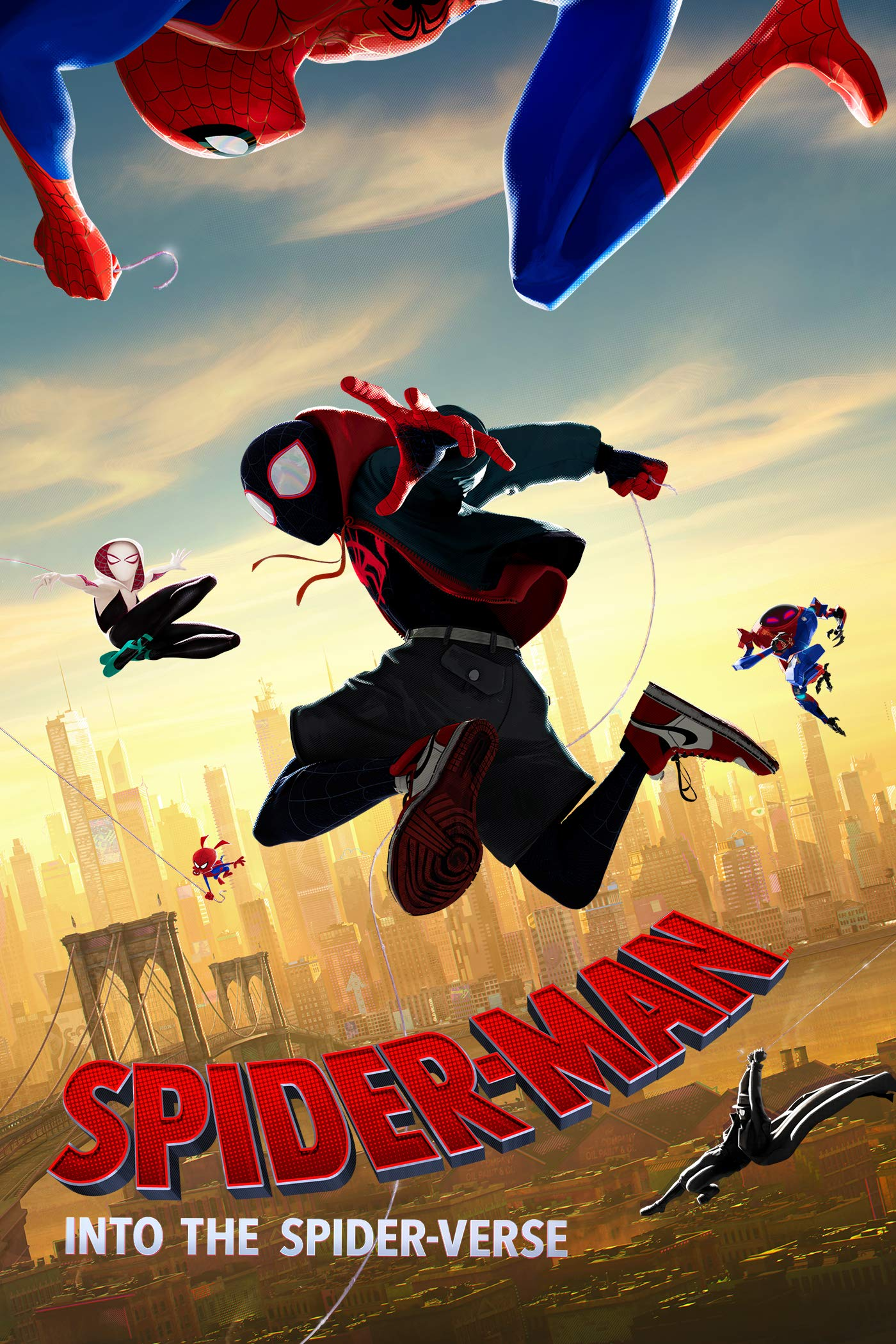 Book Cover: Spider-Man: Into The Spider-Verse