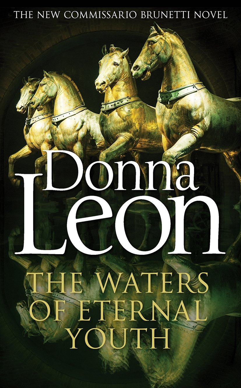 Download The Waters of Eternal Youth: Brunetti 25 PDF