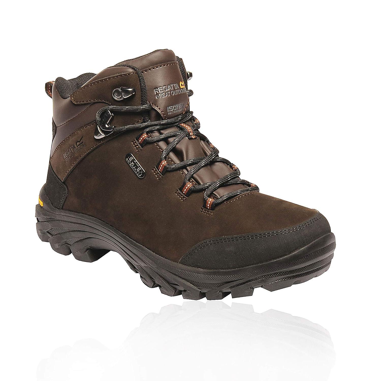 Regatta Burrell Leather WP Wandern Stiefel - - Stiefel AW18 196f4d