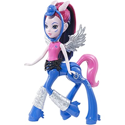 Monster High DGD13 -Toy Fright-Mares Pyxis Prepstockings Deluxe 6 Inch Doll - Horse Figure: Toys & Games
