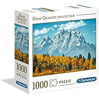Clementoni 96700 Yetişkin Puzzle - Grand Teton - 1000 Parça