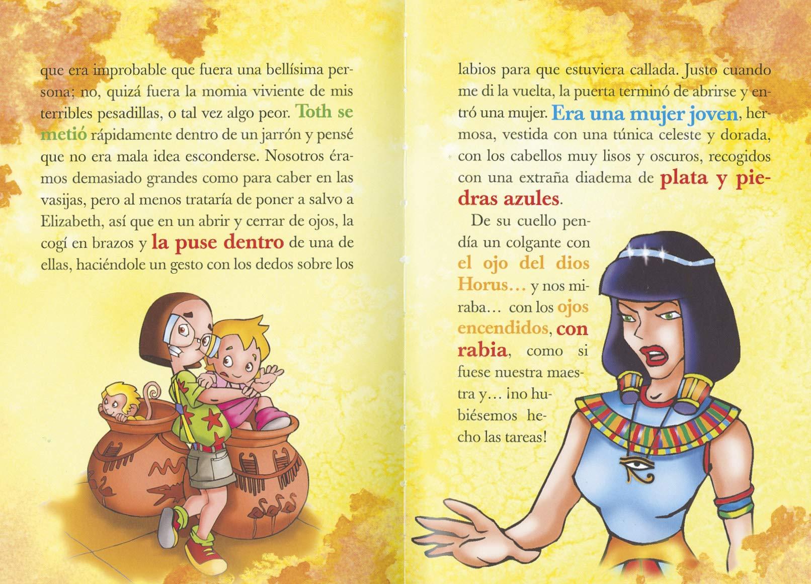 La maldición de Tutankamón (El club de los sabuesos): Amazon.es: María  Mañeru, Emilio Losada: Libros