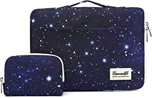 "Canvaslife 360° Protective 13 inch-13.5 inch Waterproof Laptop Case Bag Sleeve with Handle for 13.3"" MacBook Air 