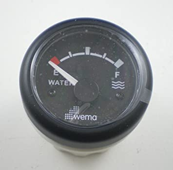 Wema Electric Water Gauge For Water Tanks Boat Marine Yacht AS42