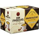 Don Francisco's Cinnamon Hazelnut Flavored K-Cup, 12 ct