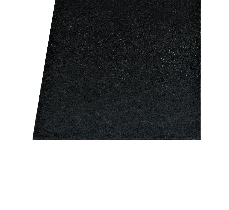 St/ärke 1,2mm Bitumenmatte selbstklebend L/änge: 1 Meter SN-TEC Antidr/öhn//Schallmatte Streifen 1 St/ück Breite 500mm