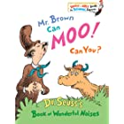 Mr. Brown Can Moo! Can You? (Bright & Early Books(R) Book 7)