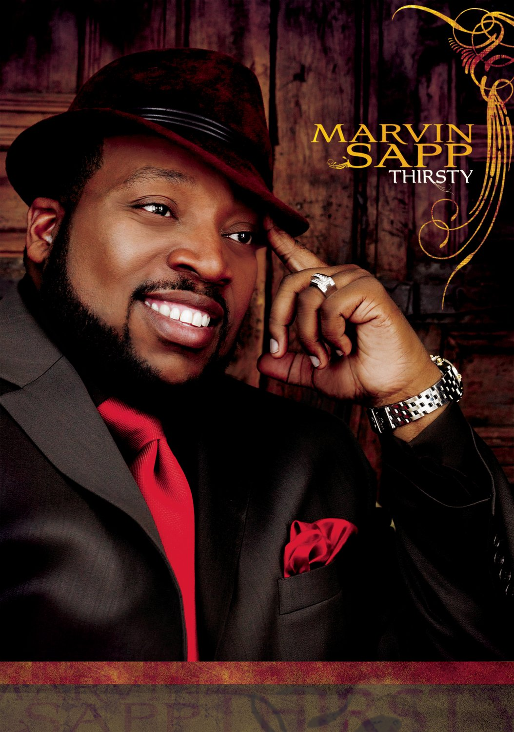 dvd marvin sapp thirsty