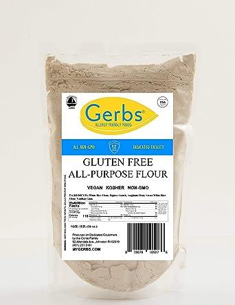 Gérbs - Pan sin gluten, harina, chorros de bolsa salada ...