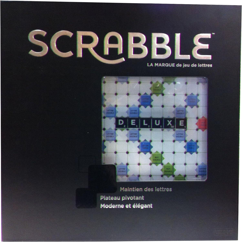 SCRABBLE - Juego de Estrategia (Y9585) (versión en francés): Amazon.es: Juguetes y juegos