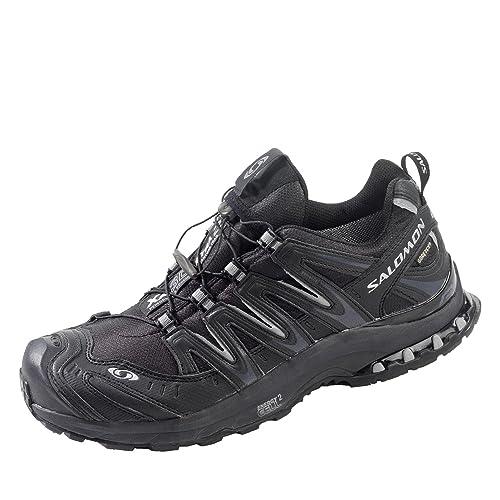 détaillant en ligne 6ca20 3cab2 Salomon XA Pro 3D Ultra 2 Women's GORE-TEX Waterproof Trail Running Shoes