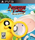 Adventure Time Finn and Jake Investigations PS3 - PlayStation 3