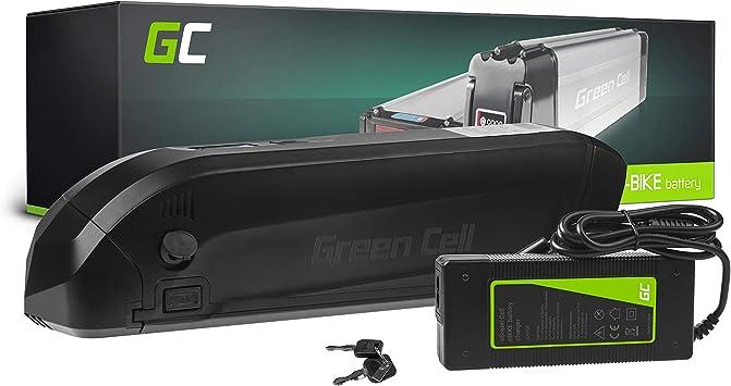GC® Bateria Bicicleta Electrica 36V 12Ah Down Tube Li-Ion E-Bike Batería y Cargador: Amazon.es: Electrónica