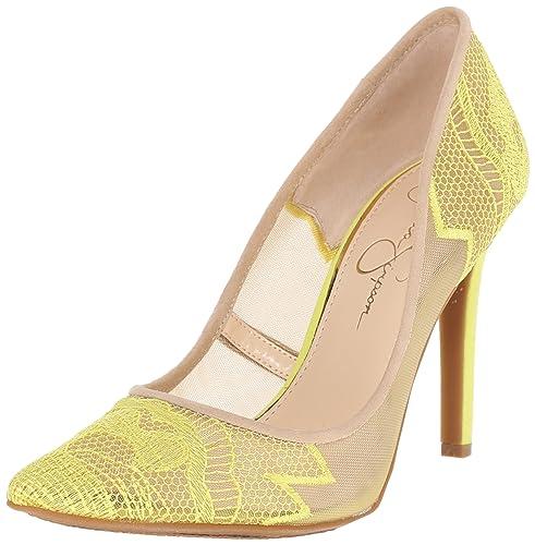 af92f0ce5a4 Jessica Simpson Women's Camba Dress Pump Black: Amazon.ca: Shoes ...