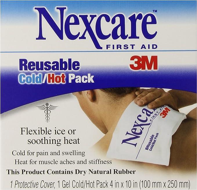 3M Nexcare Reusable Cold/Hot Pack by Nexcare: Amazon.es: Salud y cuidado personal